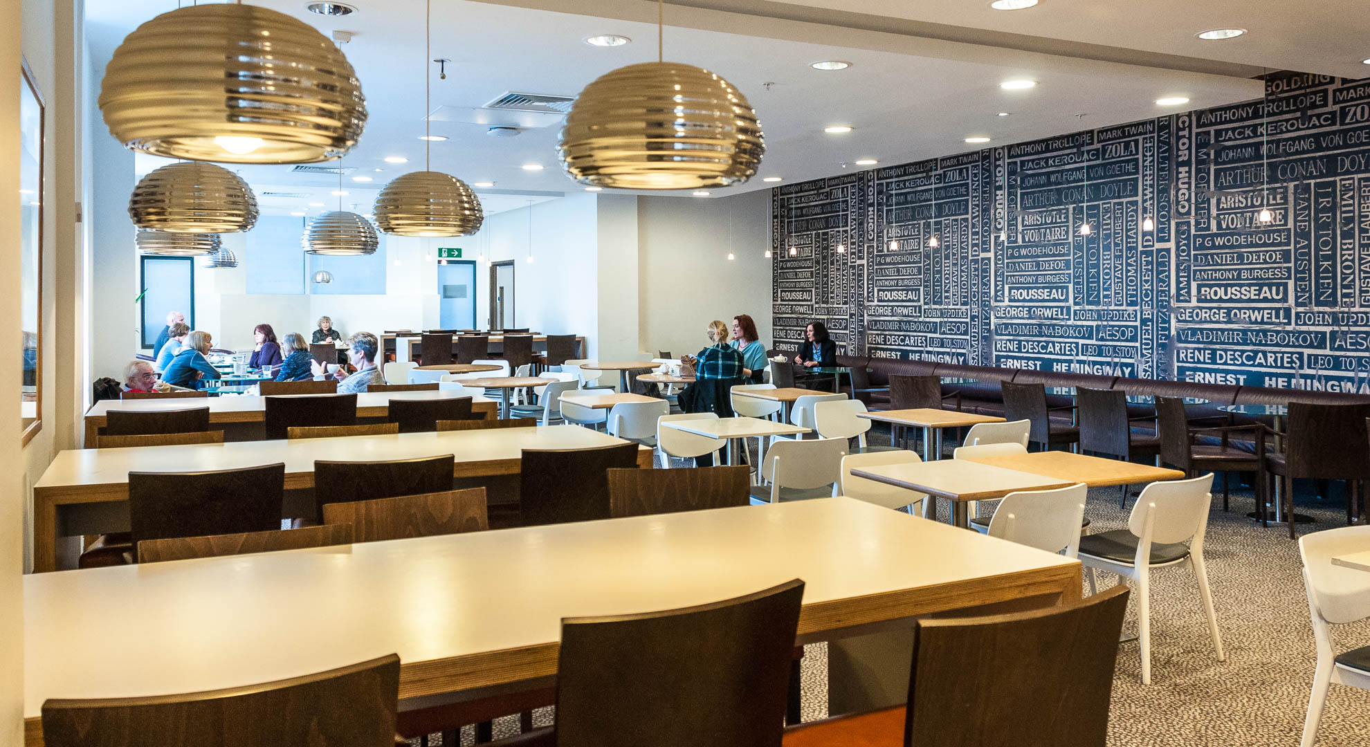 Wilson mason john lewis hospitality fit outs for John lewis design service